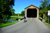 Hunsecker Covered Bridge
