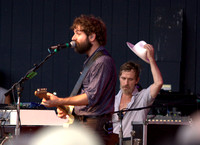 Taylor Goldsmith and Tay Strathairn